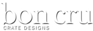 Bon Cru Crate Designs